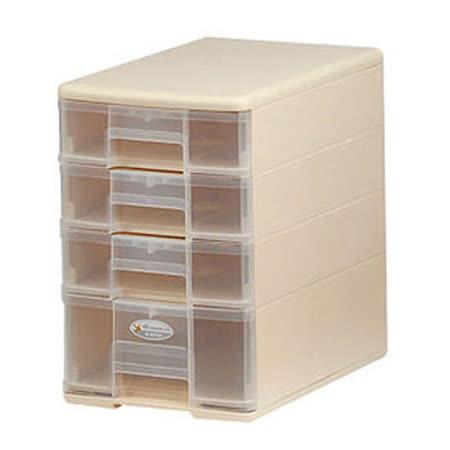 樹德四層玲瓏盒(18*26*27cm)B5-PC13