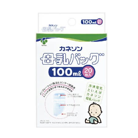 Kaneson 母乳冷凍袋-100ml 20枚