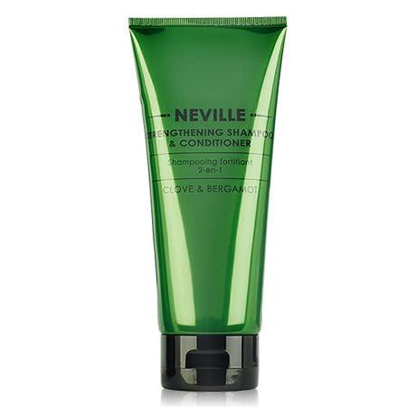【COWSHED】Neville 英倫男爵強韌洗潤合一洗髮露(200ml)-效期:2017.06