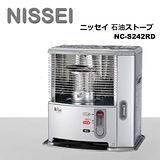 【日本 Nissei】6-9坪經典煤油暖爐 NC-S242RD
