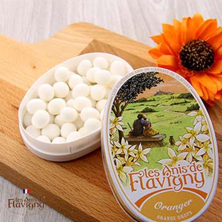 【Flavigny】法國橘子花糖 50g