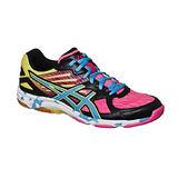 ASICS GEL-FLASHPOINT 2 女排球鞋 B456N-9046