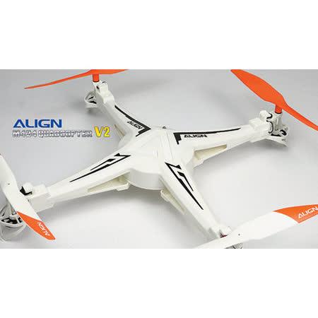 ALIGN M424 QUADCOPTER V2 四軸飛行器高級套裝版 空拍參考 亞拓總代理 公司貨