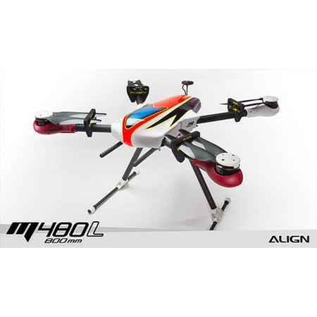 ALIGN M480L 四軸飛行機 高級套裝版 空拍參考 亞拓總代理 公司貨