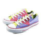 (W系列)CONVERSE CTAS Multi Panel 帆布鞋 粉紅/粉紫/粉黃-542589C