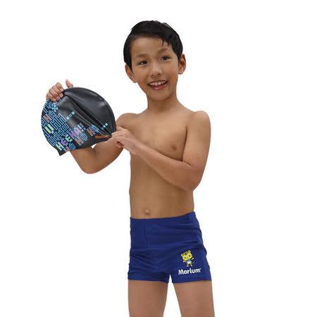 ≡MARIUM≡ 小男平口泳褲 MAR-2119J