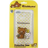 Rilakkuma 拉拉熊/懶懶熊 HTC Butterfly 2 / 蝴蝶2 彩繪透明保護軟套-點點好朋友