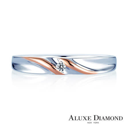 ALUXE DIAMOND亞立詩鑽石 Muses系列 18K金女戒
