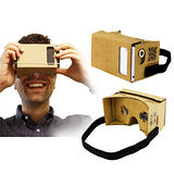 Cardboard魔鏡 手機立體3D影片 3D眼鏡遊戲虛擬實境