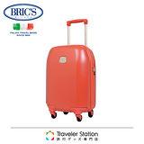 《Traveler Station》BRIC'S 經典輕量拉桿旅行箱-21吋