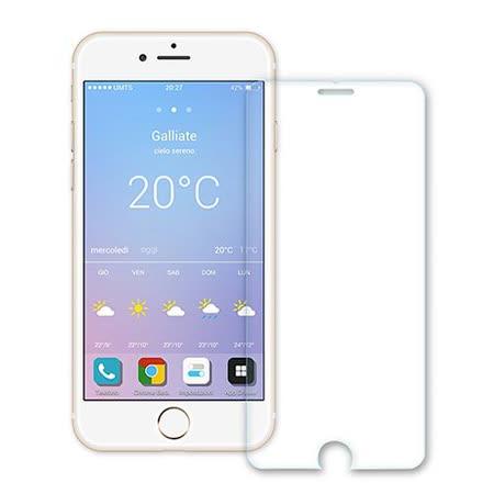iPhone6 Plus 5.5吋專用 9H防爆抗藍光鋼化玻璃保護貼