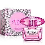 Versace凡賽斯 絕對‧香戀水晶女性淡香精(50ml)-送小香+沐浴露&針管