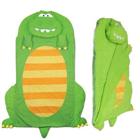 【Stephen Joseph】兒童造型睡袋-恐龍