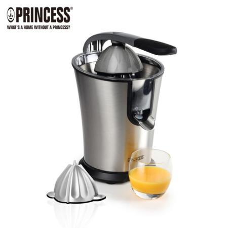 《PRINCESS》荷蘭公主不鏽鋼萬能榨汁機 (201851)/贈金屬榨汁頭