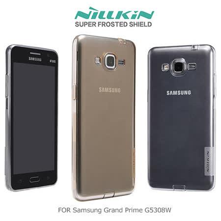 NILLKIN Samsung Grand Prime G5308W 本色系列 TPU軟套