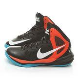 NIKE 男款 THE OVERPLAY 籃球運動鞋683705004-黑橘