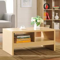 【Yomei】經典設計優雅小茶几桌/邊桌(白橡色)