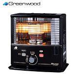 日本千石 SENGOKU  Green wood煤油暖爐/煤油爐(GKP-MD245N)送電動加油槍