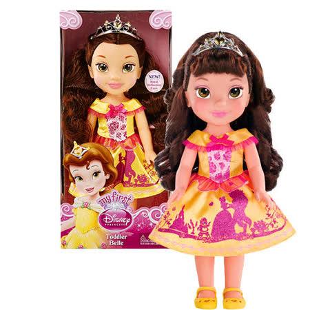 《FROZEN》迪士尼公主娃娃 - 貝兒