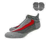 法國名牌背繡船型氣墊襪(25~27cm)
