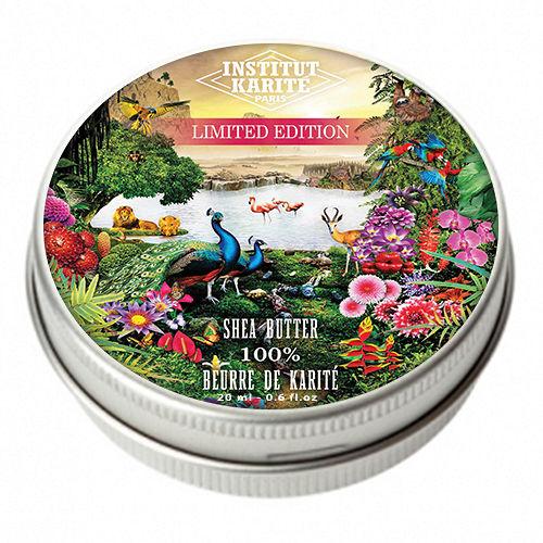 Institut Karite Paris 100%巴黎乳油木果油 20ml【10週年熱帶叢林限量紀念款】