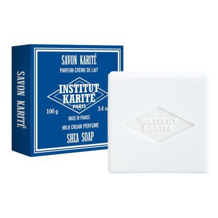 Institut Karite Paris 巴黎乳油木牛奶乳霜皂 100g
