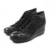 (W系列)CONVERSE Chuck Taylor All Star Lux 帆布鞋 黑-547186C