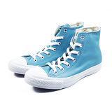 (W系列)CONVERSE Chuck Taylor All Star 帆布鞋 淺藍-547186C