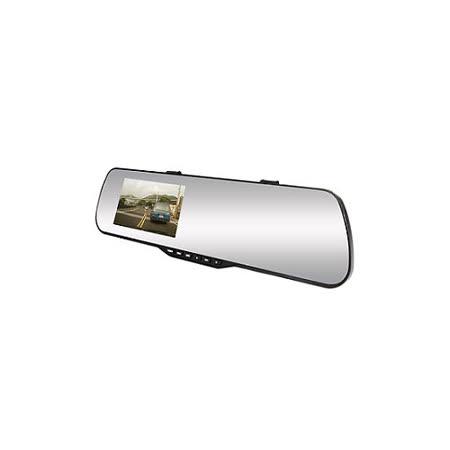 攝錄王 Z5+ Full HD 10行車紀錄器充電80P高解析 後視鏡型 行車記錄器 (送8G Class10記憶卡)