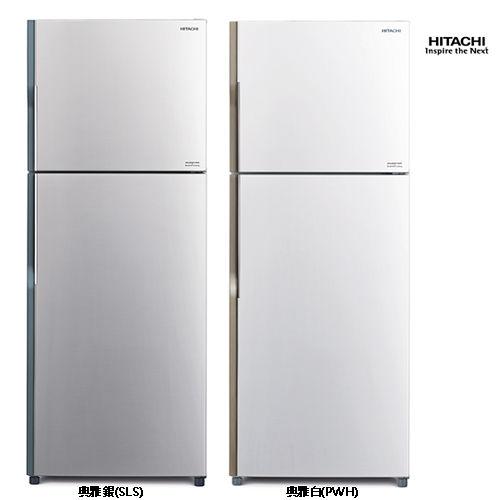 HITACHI日立414公升變頻雙門冰箱RV439