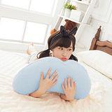 格藍傢飾-多功能彎月抱枕(任選2入)