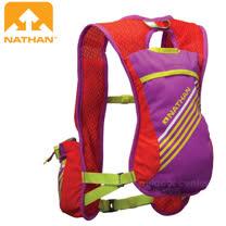 【美國 NATHAN】Firecatcher 追風水袋背包 (5.5L容量.1.5L水袋)/ NA5028NPTL 紫紅