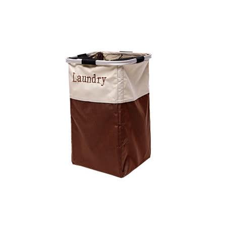【inBOUND】時尚可折疊收納洗衣籃/髒衣籃/置物籃(單格)