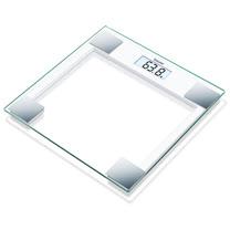 德國 博依 beurer GS14 典雅方型玻璃體重計