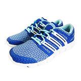 (女)ADIDAS CC CRAZY W 慢跑鞋 藍/白-M25988