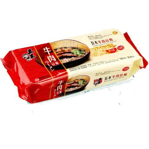★ 2件組★五木牛肉拉麵321g