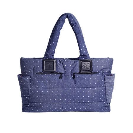 【HanaBene】經典極輕量-空氣包/媽媽包(丹寧牛仔)