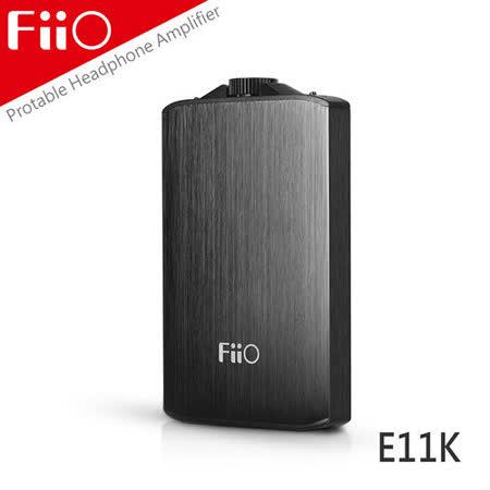 FiiO E11K(A3)隨身型耳機功