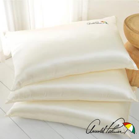 【Arnold Palmer雨傘牌】珍珠絲超柔保溫枕2入