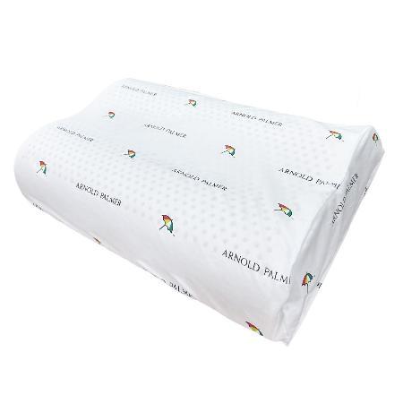 【Arnold Palmer雨傘牌】人體工學乳膠枕1入