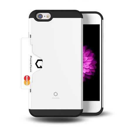 PhoneFoam Golf Fit iPhone 6/6S 插卡式防震保護殼