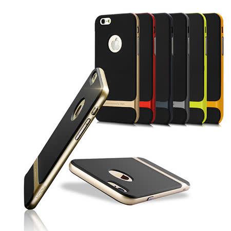 ROCK iPhone6 Plus Royce系列 TPU緩衝擊保護殼