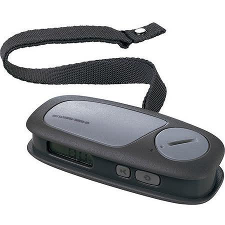 《GO TRAVEL》雙色掌心數位行李秤(黑35kg)