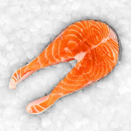 【寶島福利站】頂級北大西洋鱒鮭輪切5片(230g/片)含運