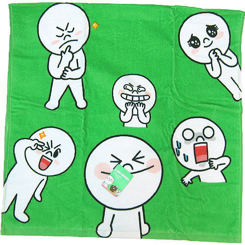 ~波克貓哈日網~TOKYO LINE FRIENDS~浴巾海灘巾~~ 60x120 cm