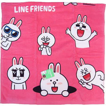 【波克貓哈日網】TOKYO LINE FRIENDS◇浴巾海灘巾◇《 60x120 cm 》兔兔