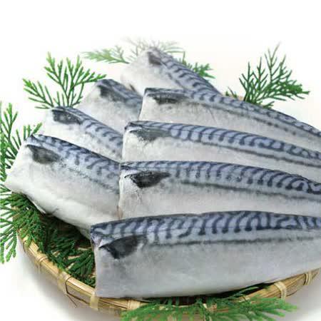 【寶島福利站】嚴選薄鹽挪威鯖魚20片(130g/片)含運
