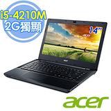 Acer E5-472G-56DZ 14吋 I5-4210M 1TB NV820M-2G 燒錄機獨顯高效能筆電