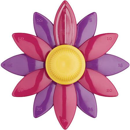 《KitchenCraft》紫雛菊發條計時器