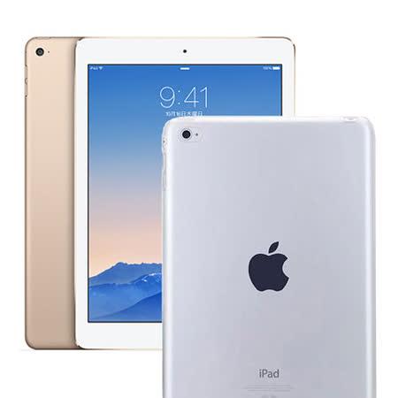 APPLE iPad Air 2 TPU 防衝擊透明清水保護套(附保護貼)
